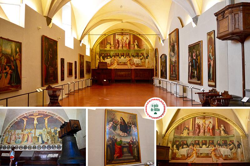 O que fazer em Florença Museu de San Marco Florença