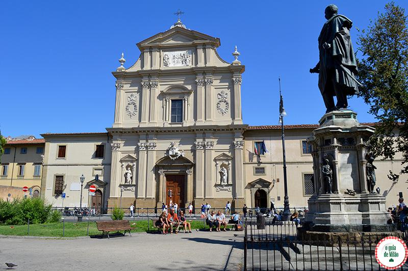 O que fazer em Florença Museus em Florença