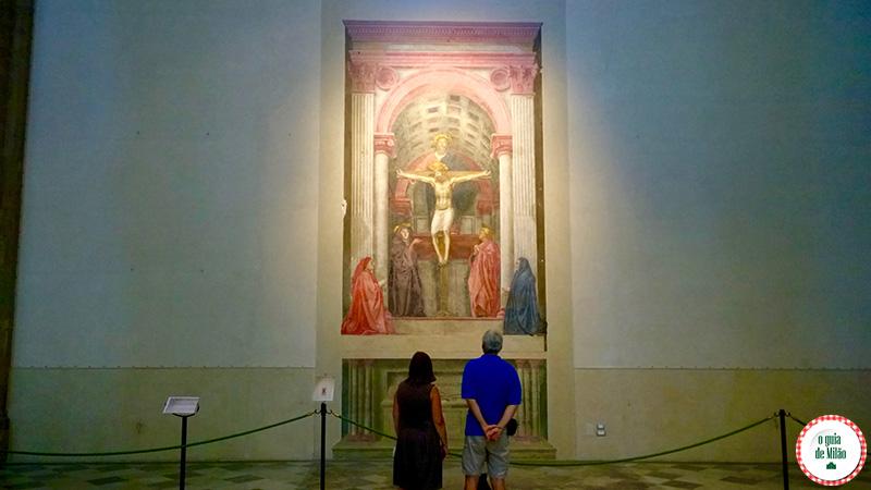 O que fazer em Florença As Principais igrejas de Florença