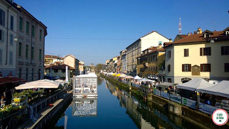 O que fazer em Milão Turismo em Milão