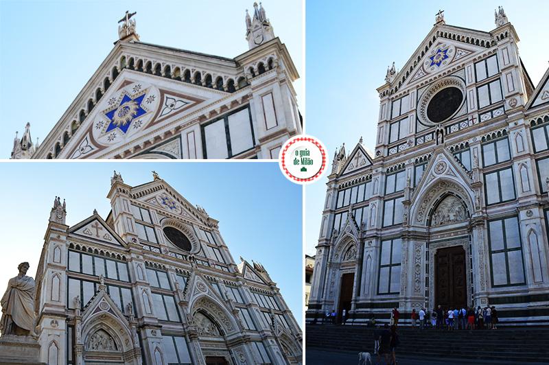 O que ver em Florença Igrejas em Florença