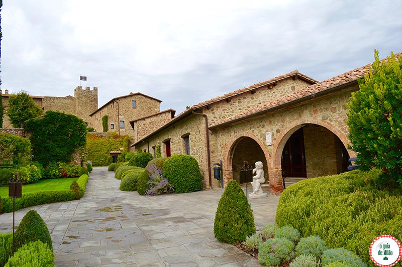 Passeio pelas vinicolas da Toscana Itália