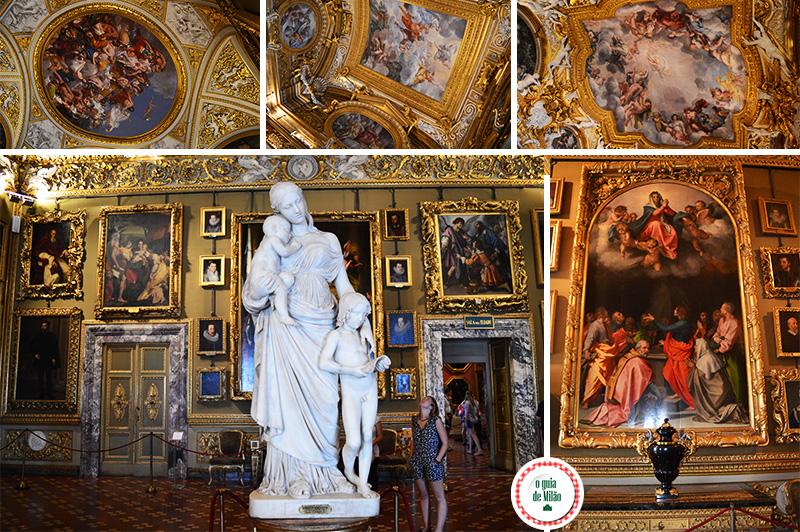Pontos de interesse em Florença