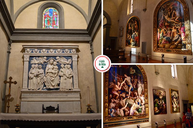 Principais Igrejas de Florença dicas uteis para planejar sua viagem em Florença