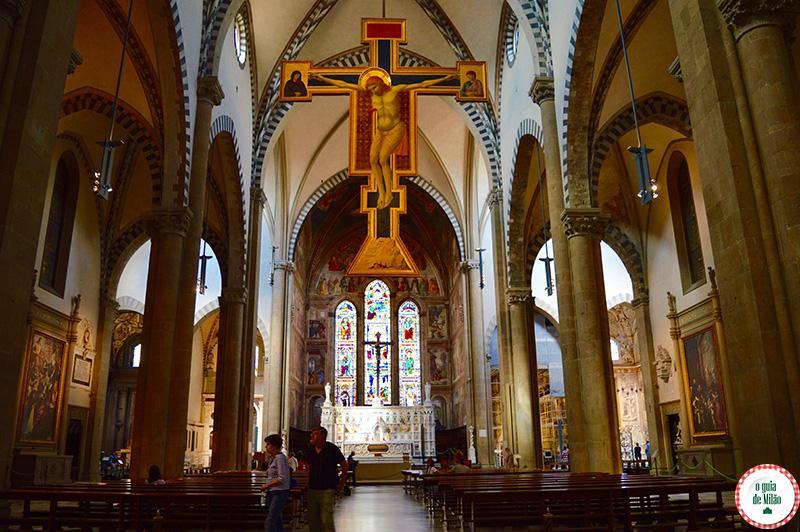 Turismo em Florença Giotto