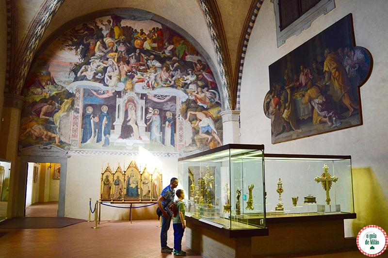 Turismo em Florença Pontos turísticos de Florença