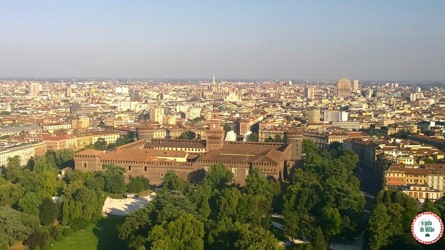 Turismo em Milão Pontos de interesse Milão