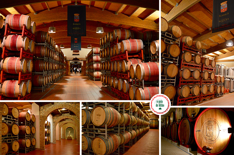 Vinícolas na Toscana Itália roteiro de vinhos na Toscana