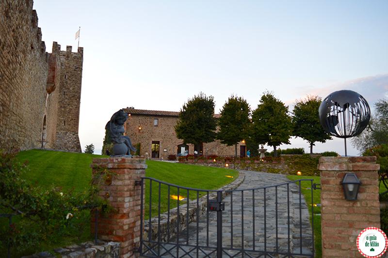 Vinhos da Toscana Brunello di Montalcino Chianti