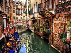 Bate volta de Florença Veneza em un dia turismo na Itália