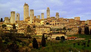 Bate volta de Florença a Siena e San Giminiano patrimonio da UNESCO em Toscana