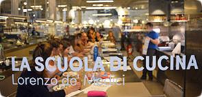 Curso Aula de Culinária tour de Compras no Mercado Florentino Florença
