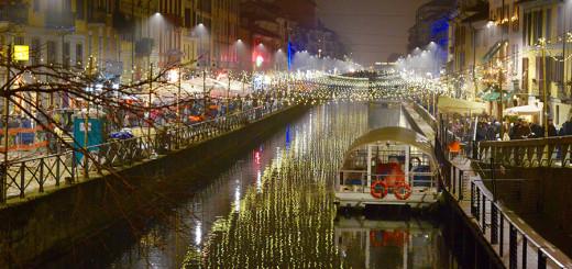 o que fazer em Milão no Natal Feirinhas de comida tipica italiana
