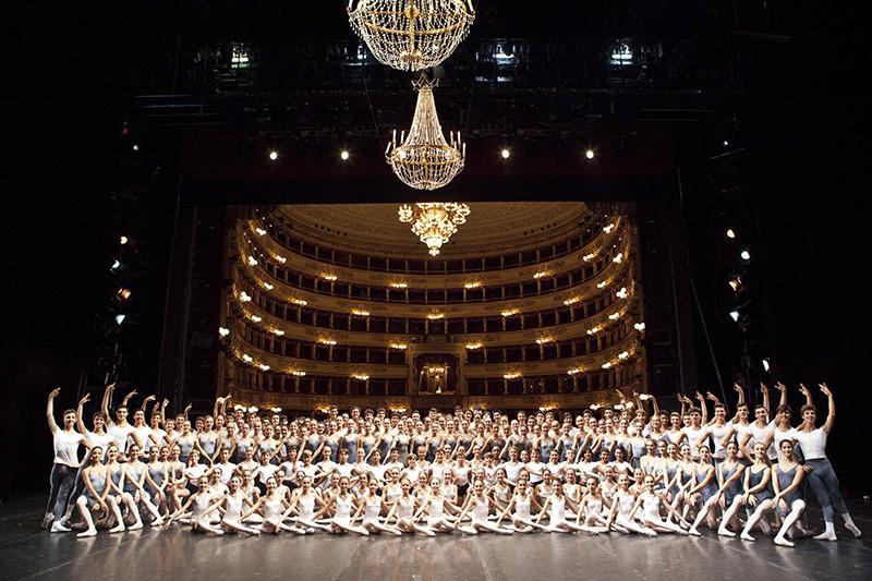 Eventos dezembro no Teatro Scala de Milão