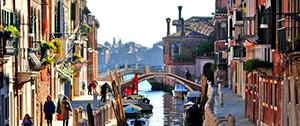 Excursão a pé por Veneza, passeio para os pontos turístico de la cidade