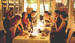 Experiência Florença jantar toscano em uma casa florentina