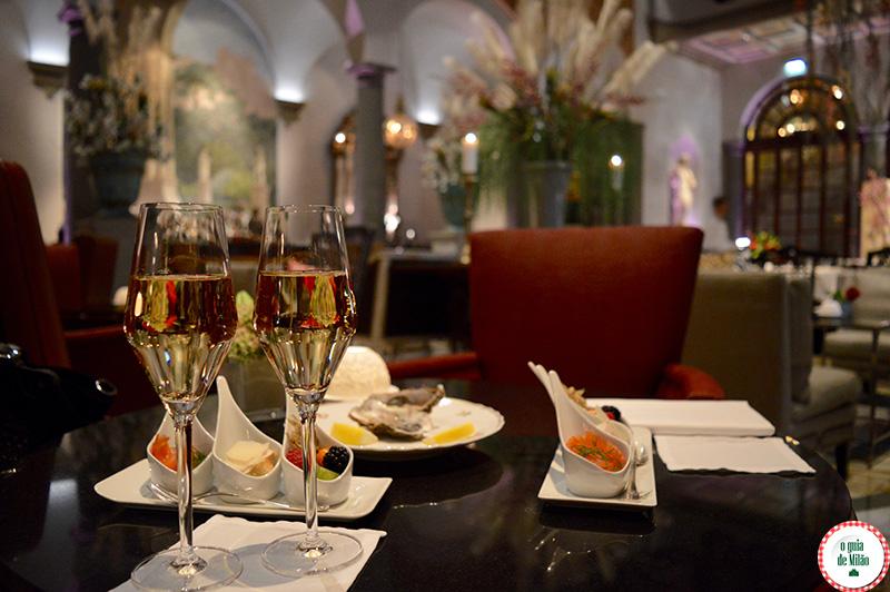 Florença restaurante romântico
