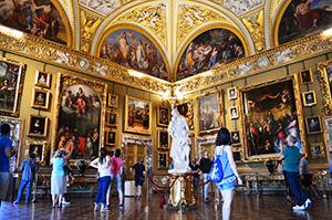 Ingresso tour Museu florença Palacio Pitti