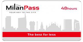 Milão card pass de 48 horas transporte publico museus gratuitos