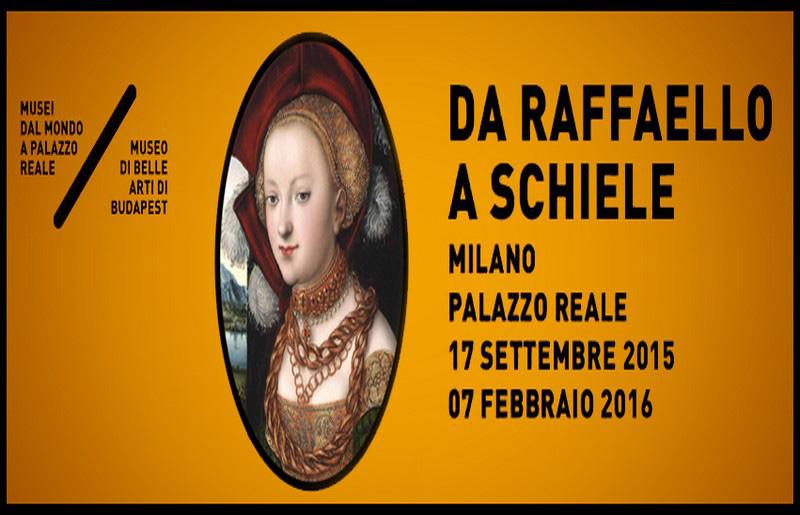 Mostras em Milão no mês de dezembro Mostra Rafael