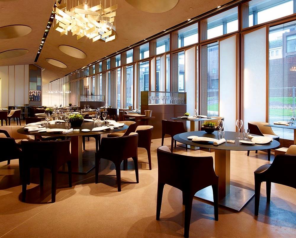Natal em Milão Dica de restaurantes para a ceia de Natal em Milão Restaurante Berton
