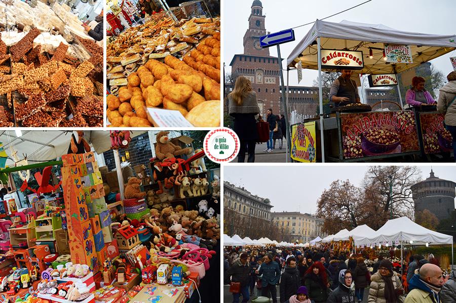 O que fazer em Milão em Natal