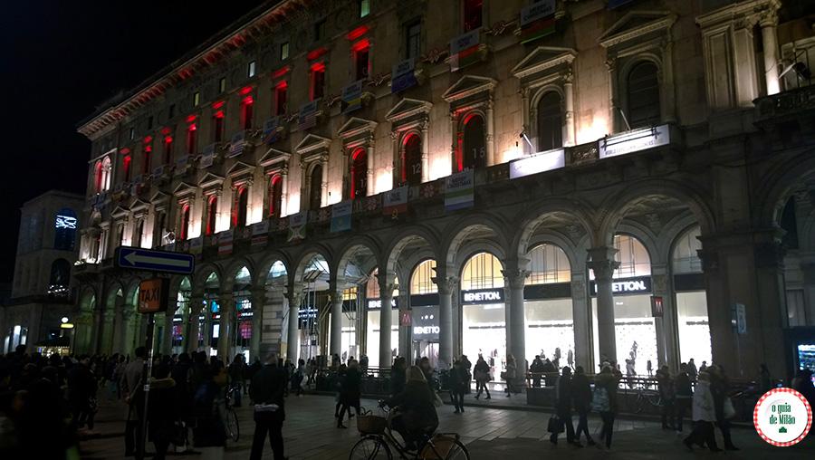 O que fazer em Milão em dezembro