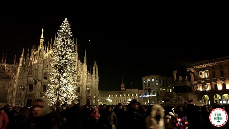 O que fazer em Milão no ano novo