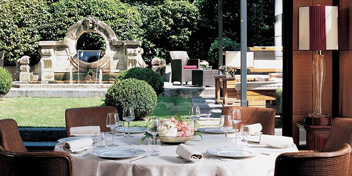 Natal em Milão dicas de restaurantes para a ceia de Natal Hotel Principe di Savoia