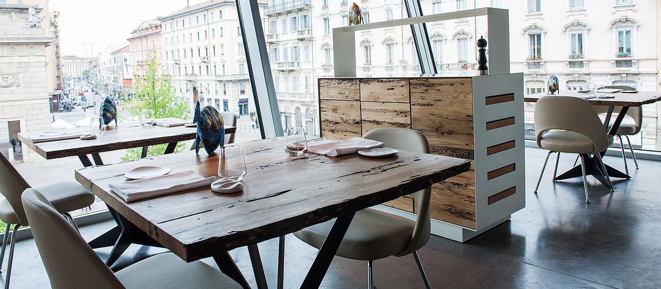 Réveillon em Milão Onde passar o ano novo em Milão Restaurante Alice