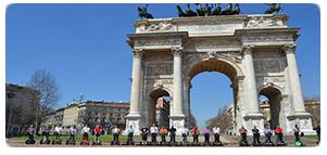 Tours panorâmico Segway em Milão