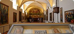 Tour e ingresso no Museu de Florença evite a fila Museu de san Marco.j
