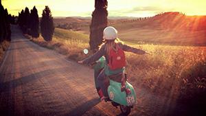 Tour em Vespa por Florença