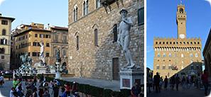 Tour evite a fila Florença Palazzo Vecchio e praça della Signoria