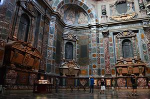 Tour evite a fila Museus de Florença na Cappella Medicee