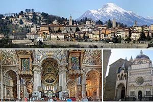 Tour excursão Bate volta de Milão a Bérgamo