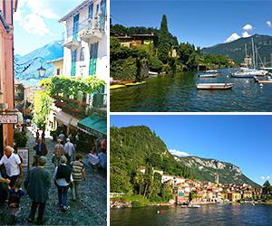 Tour excursão bate volta de Milão ao Lago de Como e cruzeiro para Bellagio