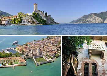 Tour excursão Bate volta Milão Verona cidade de Romeu e Julieta Sirmione na beira do Lago de Garda