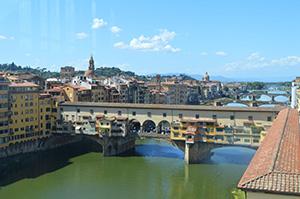 Tour por Florença ingresso museus e pontos turistico de Florença.