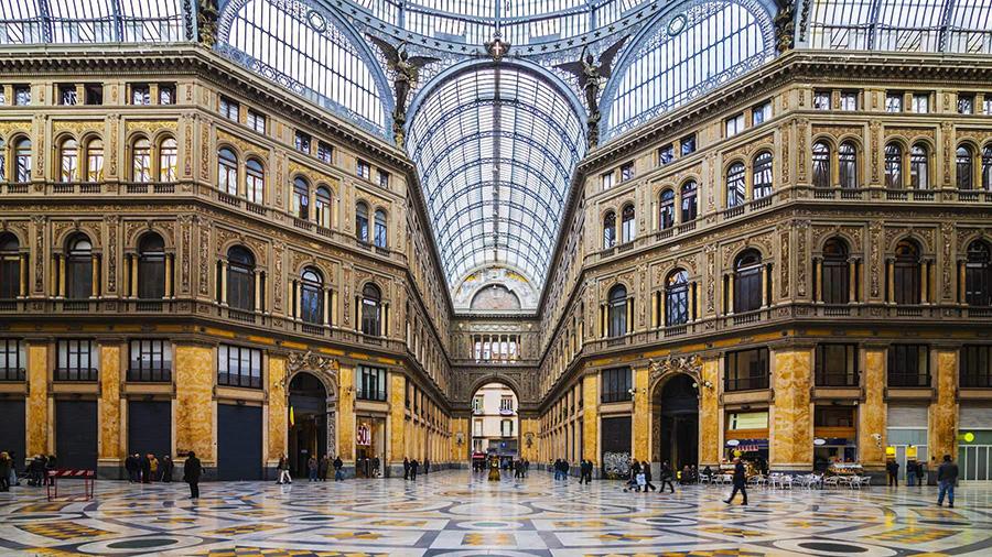 Turismo em Nápoles Itália
