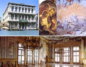 Visita guiada no palácio mais importante de Veneza Ca' Rezzonico
