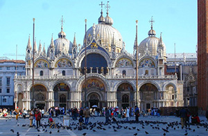 Visitas Guiadas a la Catedral de Veneza A Basilica de San Marco