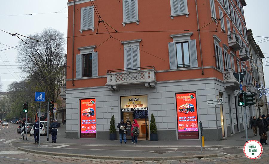 Como economizar em Milão