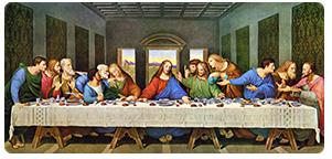 Ingresso para A Última Ceia Leonardo da Vinci Milão