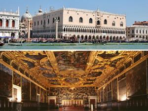 visita guiada itinerário secreto do Palácio Ducal em Veneza Palácio dos Doges