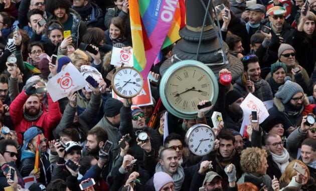 Acorde Itália! Já passou da hora de reconhecer os direitos dos gays