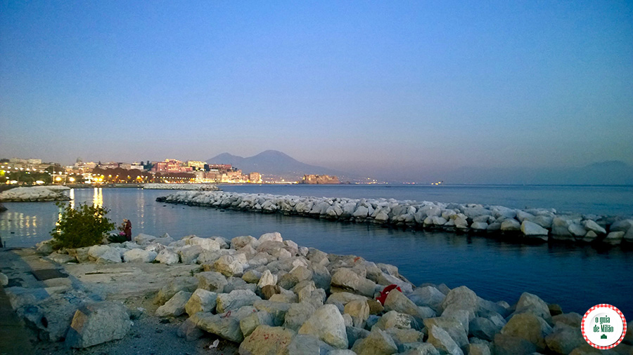 o que visitar em Nápoles em 1 dia