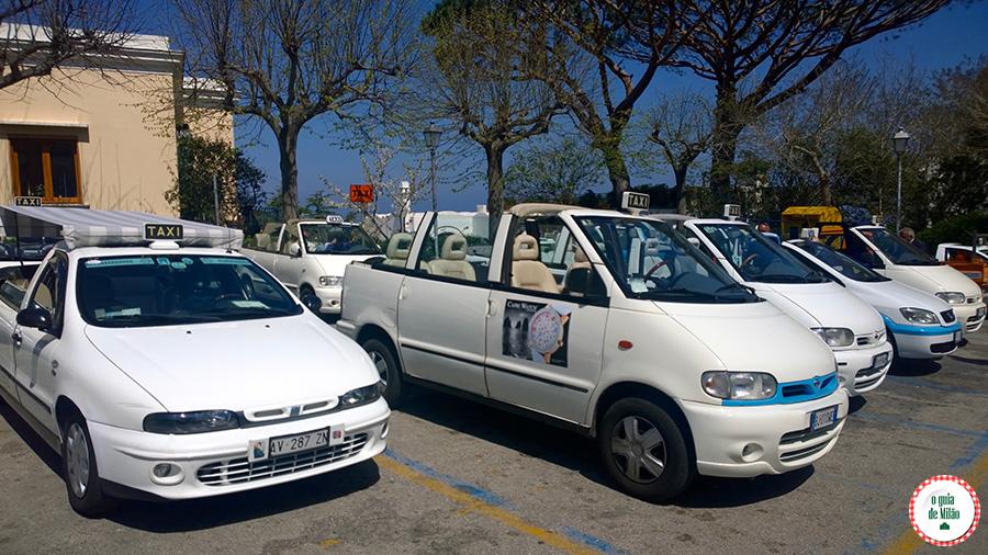 De Nápoles a Capri como locomoverse em Nápoles Capri