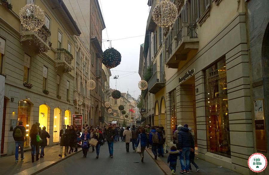 Quanto custa viajar para Milão Itália