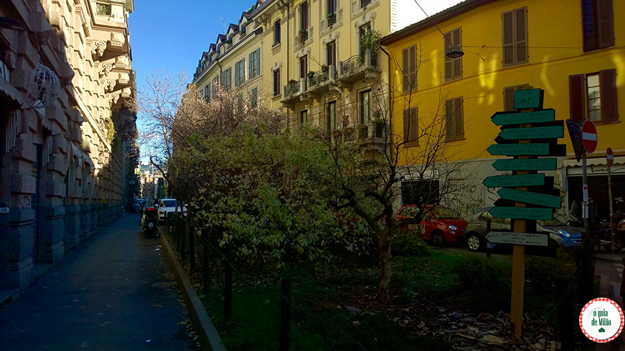 Milão por bairros